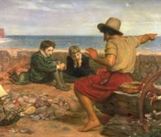 John Everett Millais painting