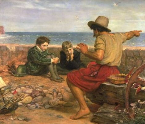 John Everett Millais painting