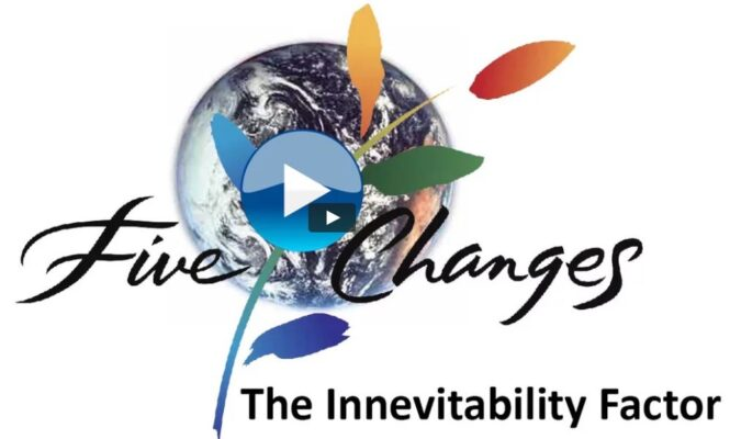 Planet and Five Changes logo
