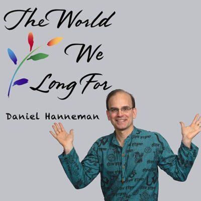 Portrait of Daniel Hanneman. entrepreneur