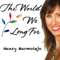 Portrait of Nancy Marmolejo - visionary