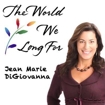Portrait of Jean-Marie DiGiovanna. teacher and executive coach