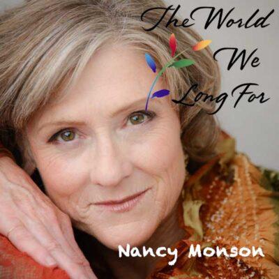 Portrait of Nancy Monson, author and entrepreneur