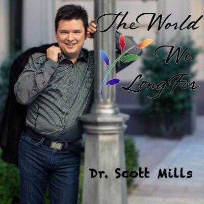 Portrait of Scott Mills Phd. entrepreneur