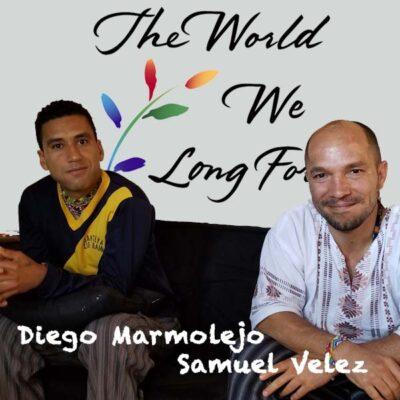 Portrait of Diego Marmolejo and Samuel Velez